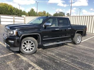 Used 2018 GMC Sierra 1500 Denali Crew Cab 4X4 for sale in Cayuga, ON