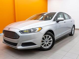 Used 2015 Ford Fusion S AUTOMATIQUE BLUETOOTH *CAMÉRA RECUL* for sale in St-Jérôme, QC