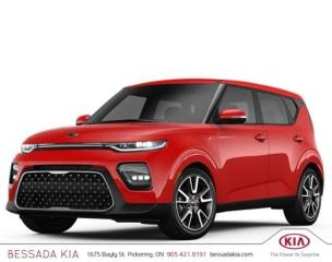 New 2021 Kia Soul EX Premium IVT for sale in Pickering, ON