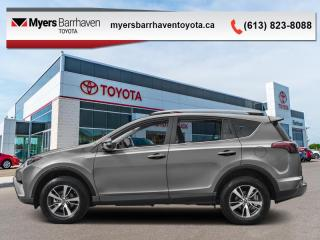 Used 2017 Toyota RAV4 XLE  - Sunroof -  Heated Seats - $155 B/W for sale in Ottawa, ON