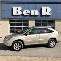 Used 2007 Lexus RX 350 for sale in Steinbach, MB