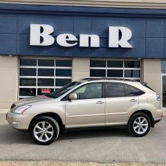 Used 2008 Lexus RX 350 for sale in Steinbach, MB