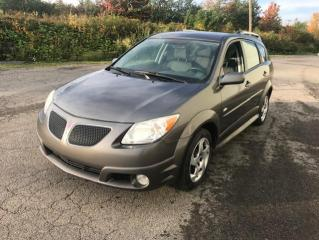 Used 2007 Pontiac Vibe Familiale 4 portes for sale in Québec, QC