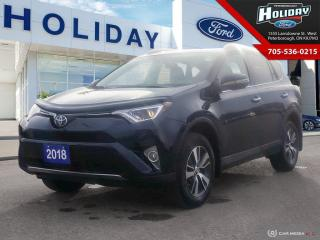 Used 2018 Toyota RAV4 XLE for sale in Peterborough, ON