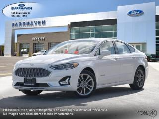Used 2019 Ford Fusion Hybrid Titanium for sale in Ottawa, ON