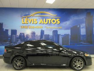 Used 2007 Acura TL TYPE-S 3.5L V-6 CUIR TOIT GPS CAMERA DE for sale in Lévis, QC