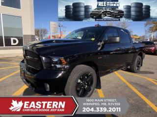 New 2020 RAM 1500 Classic Express | Remote Start | Backup Cam | Heated Front Seats | for sale in Winnipeg, MB
