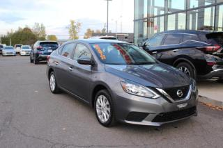 Used 2016 Nissan Sentra SV STYLE CAMÉRA*MAIN LIBRE*SIÈGES CHAUFF for sale in Lévis, QC