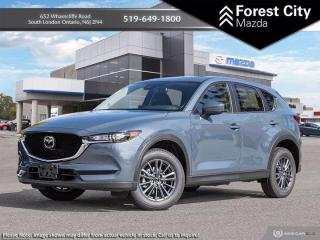 New 2021 Mazda CX-5 Demo I GS for sale in London, ON