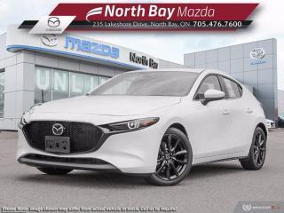 New 2021 Mazda MAZDA3 SPORT GT for sale in North Bay, ON