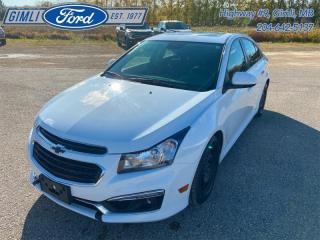 Used 2015 Chevrolet Cruze LT w/1LT for sale in Gimli, MB