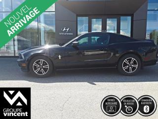 Used 2013 Ford Mustang V6 PREMIUM ** GARANTIE 10 ANS ** Sportive et abordable! for sale in Shawinigan, QC