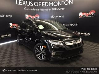 Used 2019 Honda Odyssey Touring for sale in Edmonton, AB