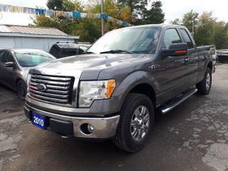 Used 2010 Ford F-150 XLT 4X4,Certified for sale in Oshawa, ON