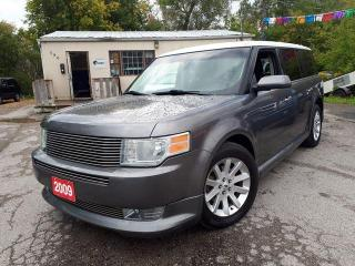 Used 2009 Ford Flex SEL CERTIFIED for sale in Oshawa, ON