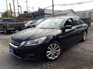 Used 2015 Honda Accord Sdn Touring for sale in Oshawa, ON