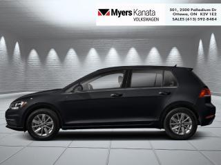 New 2020 Volkswagen Golf Comfortline 5-door Auto for sale in Kanata, ON