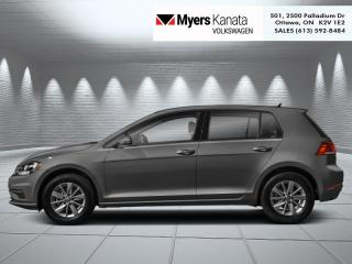 New 2020 Volkswagen Golf Highline 5-door Auto for sale in Kanata, ON