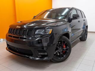Used 2017 Jeep Grand Cherokee Srt 4x4 V8 6.4l Nav for sale in Mirabel, QC