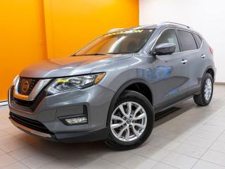 Used 2017 Nissan Rogue SV AWD TOIT PANO SIÈGES / VOLANT CHAUFFANT *NAV* for sale in Mirabel, QC