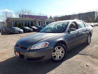 Used 2006 Chevrolet Impala LTZ for sale in Oshawa, ON