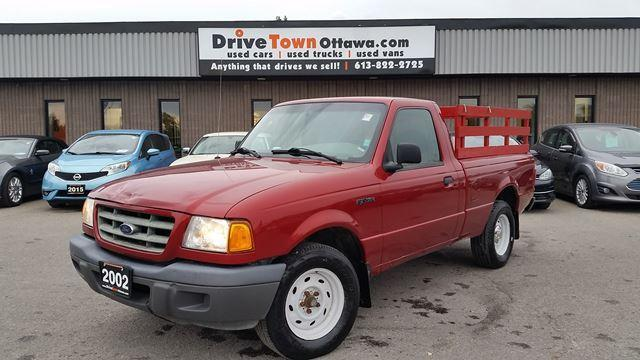 2002 Ford Ranger XL AUTOMATIC