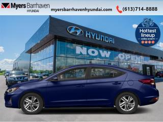 New 2020 Hyundai Elantra Luxury  -  Sunroof - $159 B/W for sale in Nepean, ON