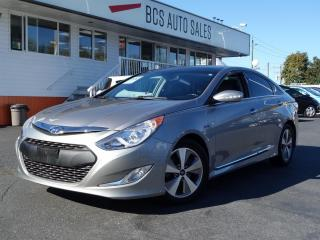 Used 2012 Hyundai Sonata Hybrid for sale in Vancouver, BC
