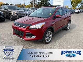 Used 2015 Ford Escape Titanium for sale in Calgary, AB