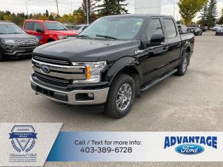 Used 2018 Ford F-150 Lariat TRAILER TOW PACKAGE! for sale in Calgary, AB