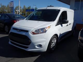 Used 2018 Ford Transit Connect Low Mileage, Bulkhead Divider, Cellular Connect for sale in Vancouver, BC