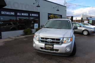 Used 2012 Ford Escape AWD LEATHER SUNROOF XLT for sale in Oakville, ON