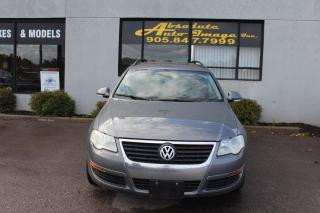 Used 2008 Volkswagen Passat Wagon Trendline,Trendline for sale in Oakville, ON
