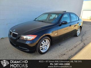 Used 2006 BMW 3 Series 323i for sale in Edmonton, AB