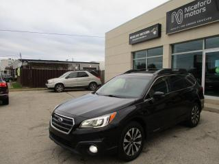 Used 2016 Subaru Outback 2.5i w/Limited & Tech Pkg for sale in Oakville, ON