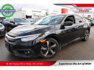 Used 2018 Honda Civic for sale in Whitby, ON