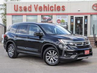 Used 2019 Honda Pilot EX-L NAVI SUNROOF ALLOYS LEATHER CAMERA POWER-SEAT for sale in North York, ON