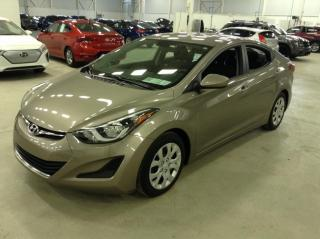 Used 2015 Hyundai Elantra GL A/C VE PE for sale in Longueuil, QC