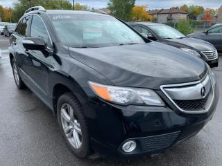 Used 2015 Acura RDX TECH PACK AWD CUIR TOIT NAV for sale in Île-Perrot, QC
