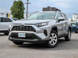 Used 2020 Toyota RAV4 AWD LE  Air, Auto, Pwr Group, Rearview Camera for sale in Ottawa, ON