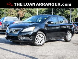 Used 2014 Nissan Sentra for sale in Barrie, ON