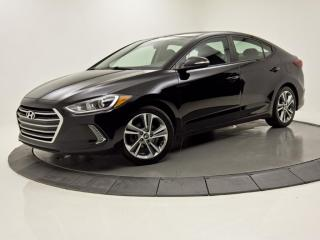Used 2017 Hyundai Elantra 4dr Sdn Auto GLS for sale in Brossard, QC