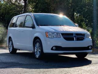 Used 2019 Dodge Grand Caravan CVP/SXT POWER WINDOW GROUP, REAR CLIMATE CONTROLS, BLUETOOTH, REVERSE CAMERA for sale in Ottawa, ON