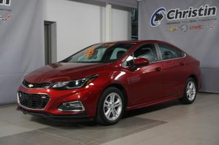 Used 2018 Chevrolet Cruze LT RS SPORT JUPES AILERON MAG DEM A DISTANCE for sale in Montréal, QC