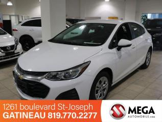 Used 2019 Chevrolet Cruze LS for sale in Gatineau, QC