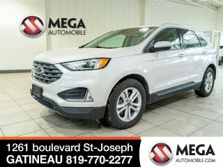 Used 2019 Ford Edge SEL AWD for sale in Gatineau, QC