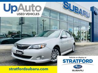Used 2009 Subaru Impreza Base|TRADE IN, FANTASTIC CONDITION!! for sale in Stratford, ON