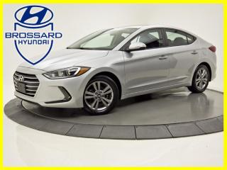 Used 2018 Hyundai Elantra GL Auto Apple car Play Mags Cruise Fogs for sale in Brossard, QC