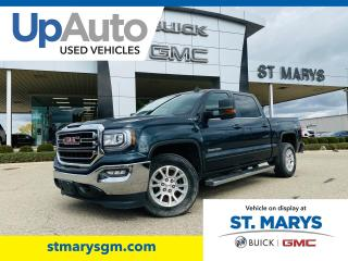 Used 2018 GMC Sierra 1500 SLE for sale in St. Marys, ON