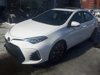 Used 2018 Toyota Corolla SE for sale in Longueuil, QC